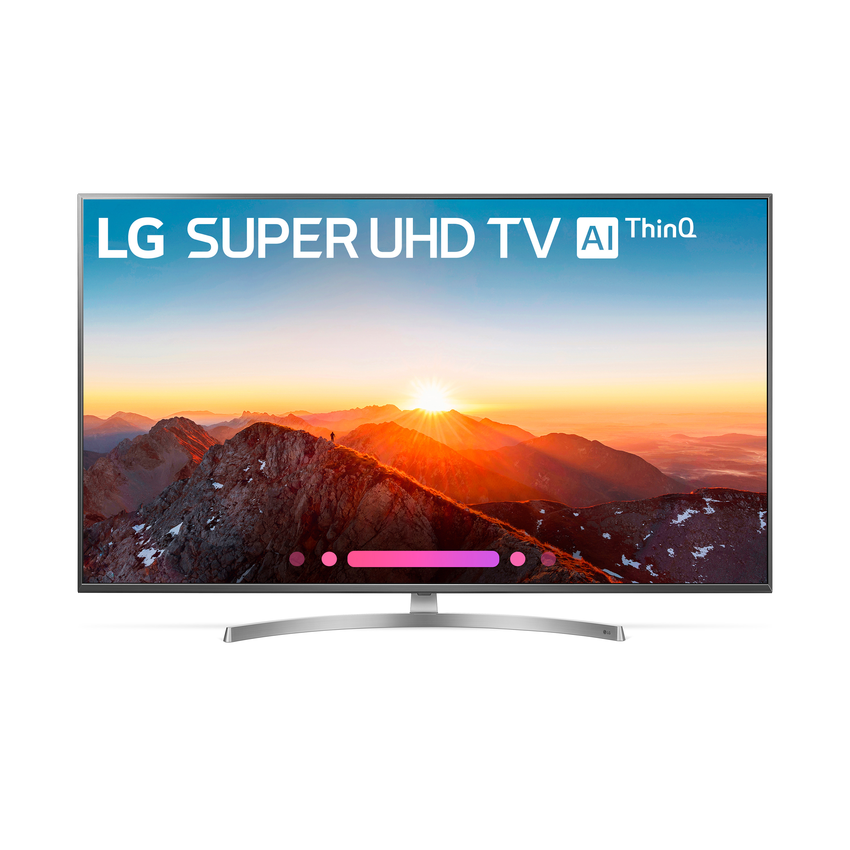"LG 55"" Class 4K (2160P) HDR Smart LED Super UHD TV 55SK8000PUA"