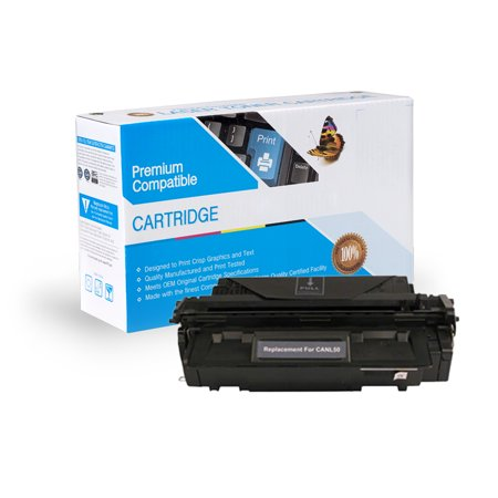 Cartridge compatible with Canon L50 Remanufactured Black Toner Cartridge