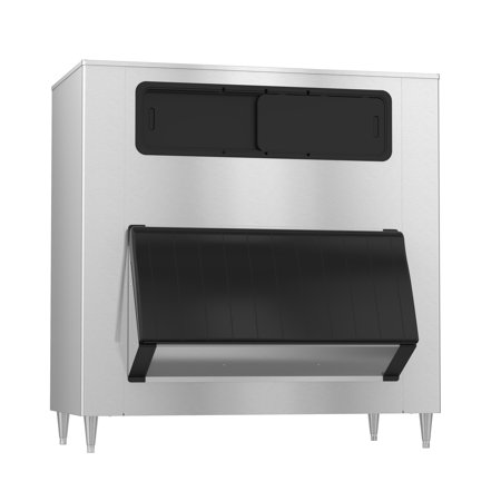 1120 Foam - B-1500SS, 60″ W High Capacity Ice Storage Bin – Stainless Steel Exterior