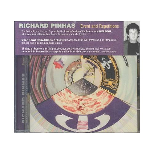 Solo performer: Richard Pinhas (guitar, programming).<BR>Recorded at Heldon Studio, Paris, France, March 2002.