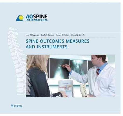 SPINE OUTCOMES MEASURES & INSTRUMENTS by