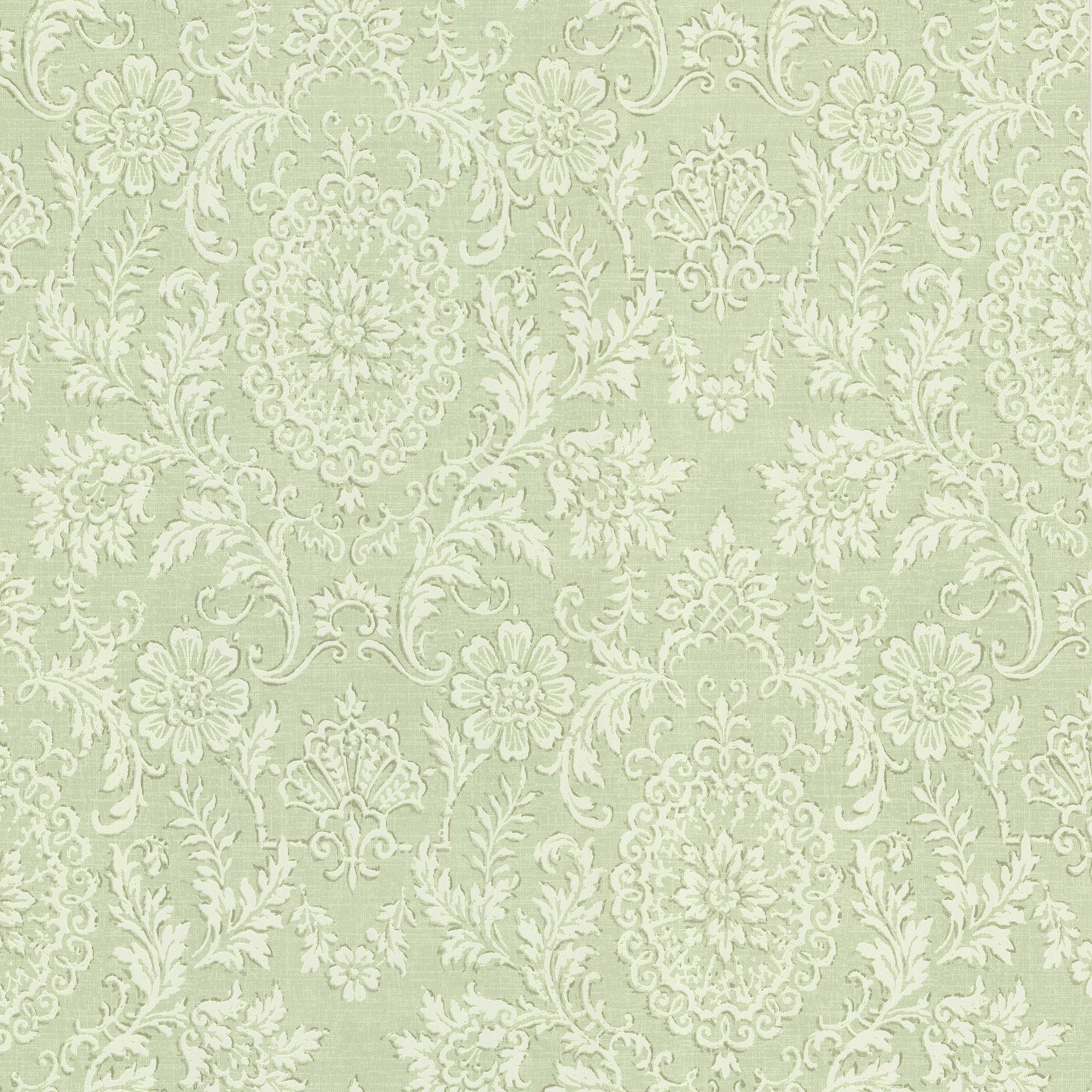 Brewster Home Fashions La Belle 33' x 20.5'' Maison Ornament Wallpaper Roll