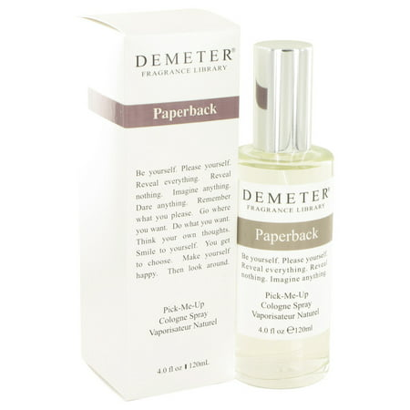 Demeter Cotton Candy Cologne Spray (Demeter Demeter Paperback Cologne Spray for Women 4 oz )