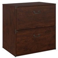 Lateral File Cabinet in Coastal Cherry