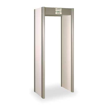 GARRETT METAL DETECTORS 1167410 Walk Through Metal Detector, 1 Zone by