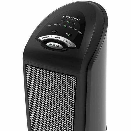 (Lasko Electric Ceramic Tower Space Heater ,CT22410)