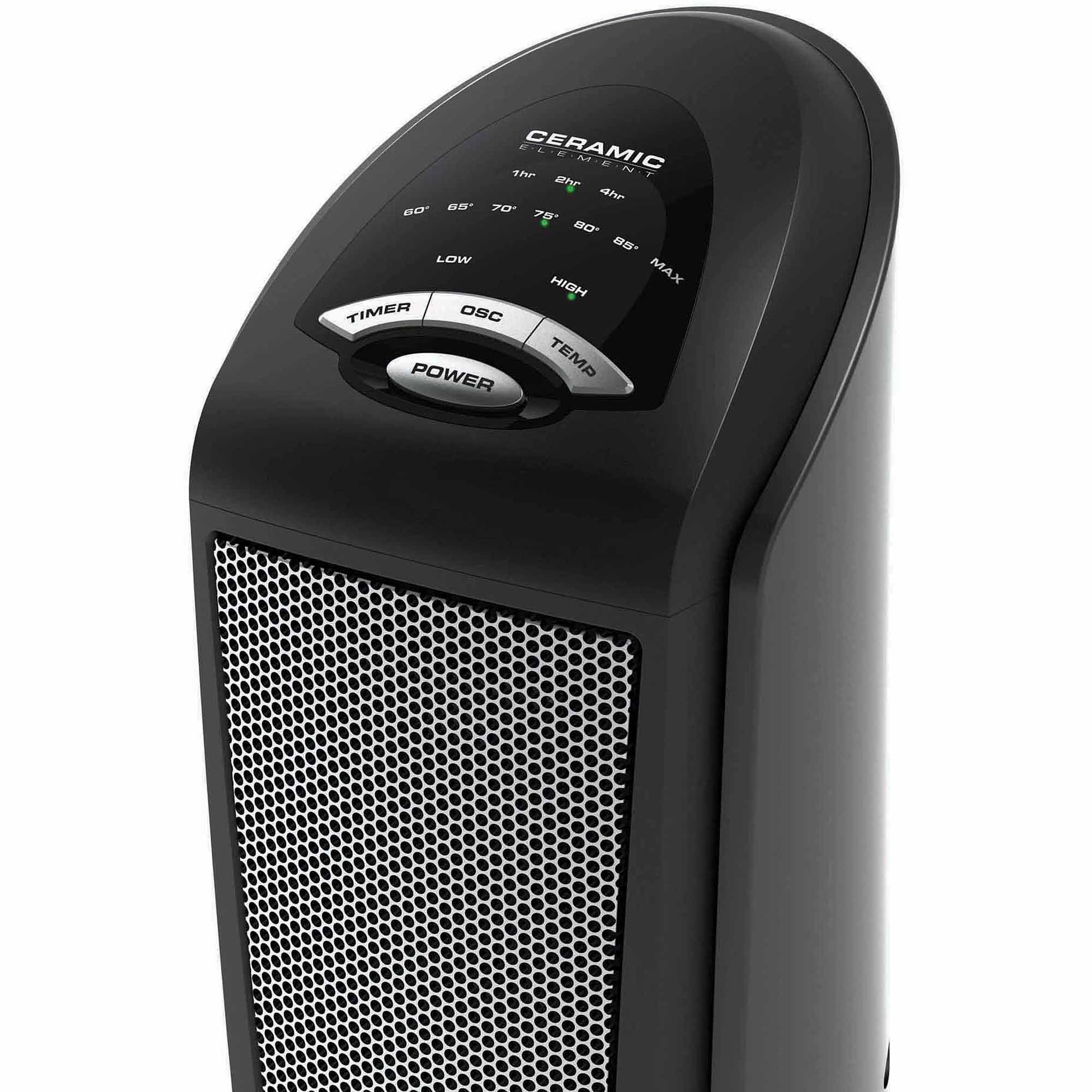 Lasko Electric Ceramic Tower Space Heater ,CT22410
