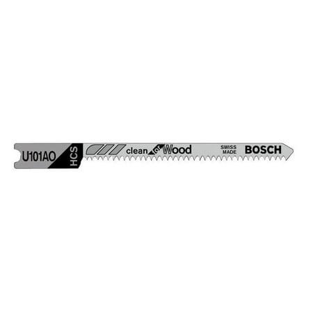 ROBERT BOSCH TOOL GROUP 3-Pack 20-TPI High Carbide Steel Jigsaw (Steel Jigsaw Blade)