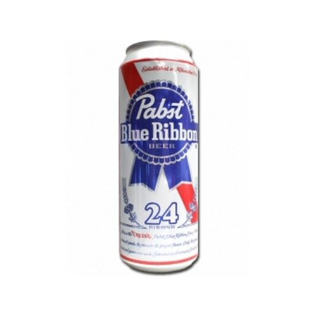 Pabst Blue Ribbon Singles 24 fl oz Single Can