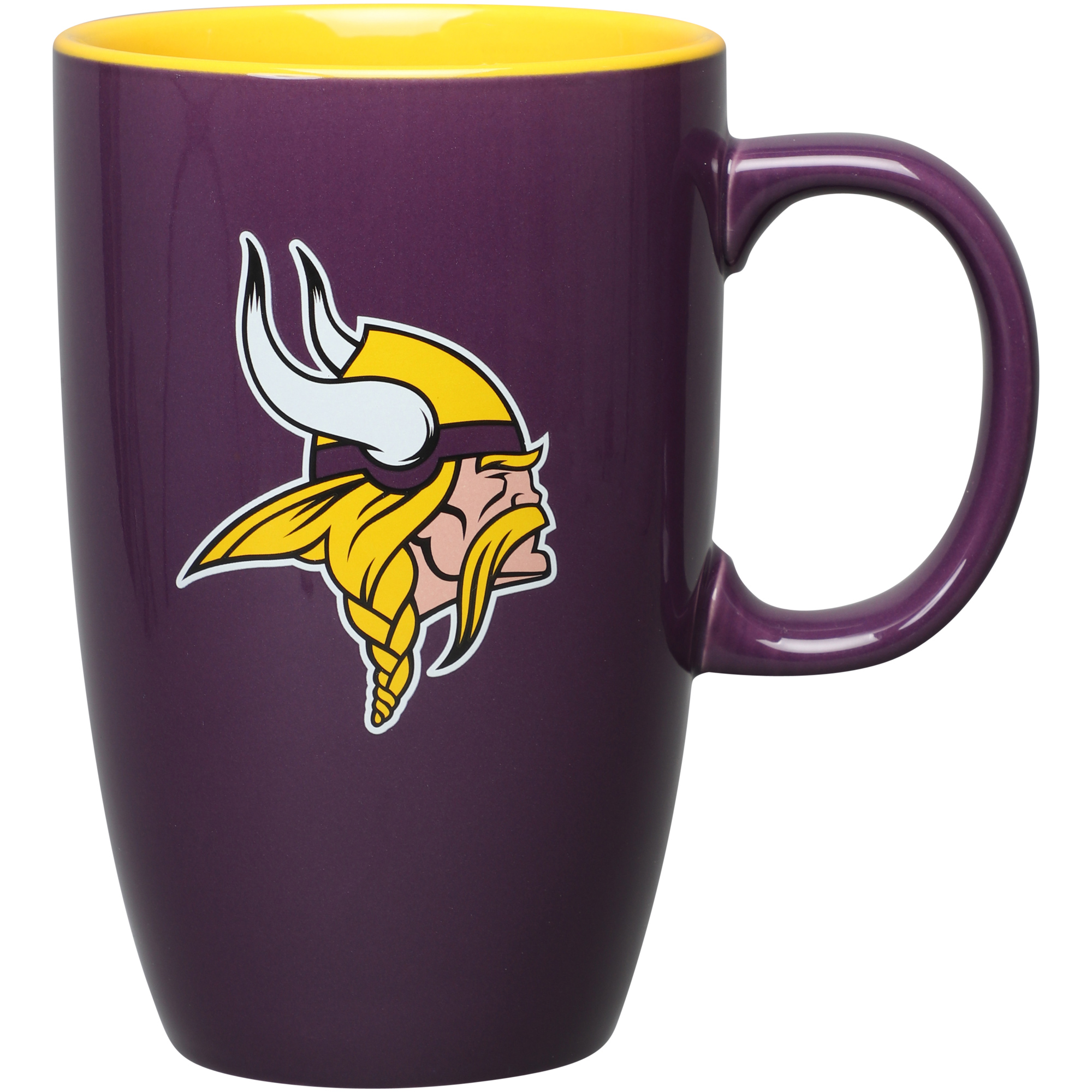 Minnesota Vikings 20oz. Team Color Tall Mug - No Size