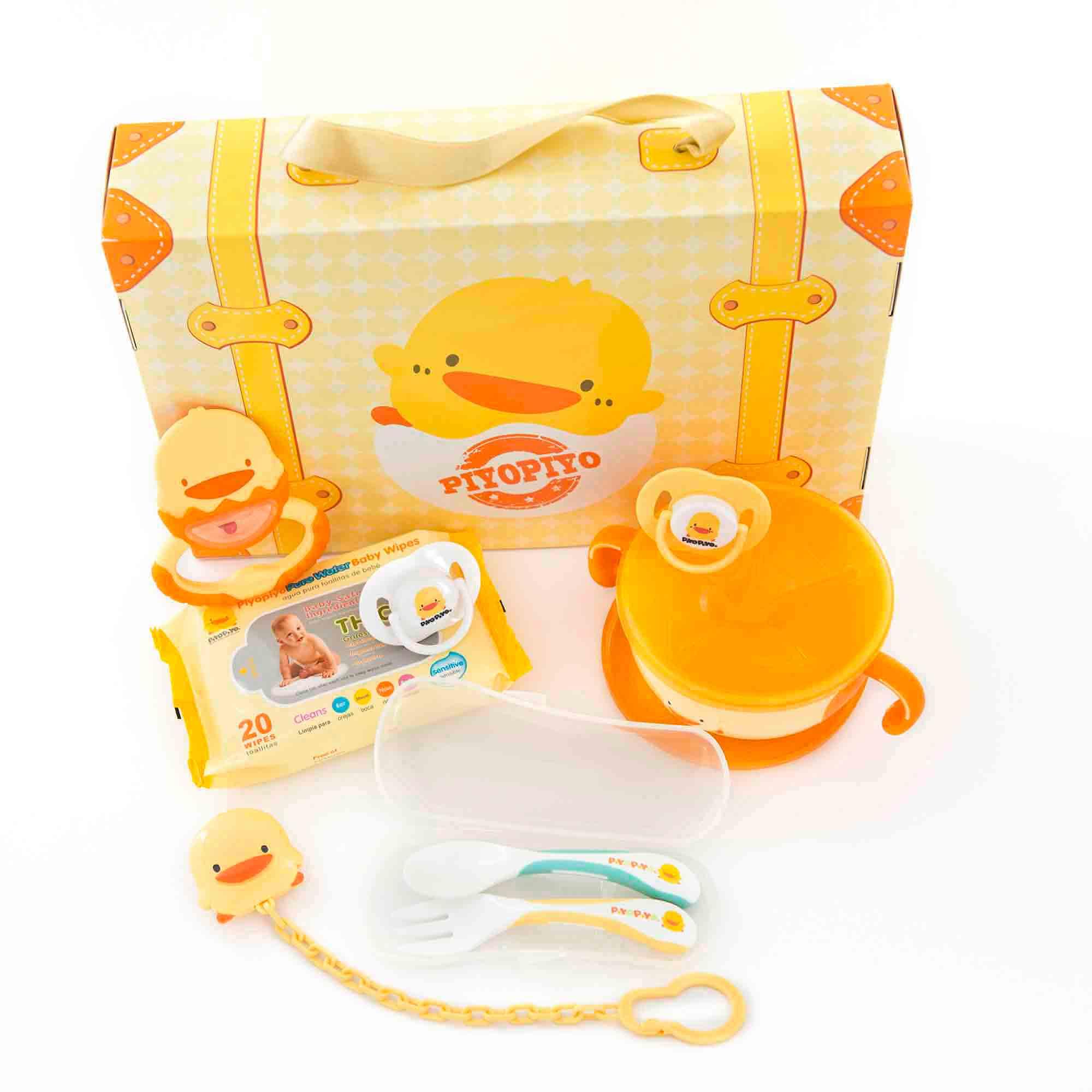 Piyo Piyo Baby Travel Kit