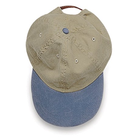 Adams Optimum Khaki Crown Cap Lp102 (Adams Mesh Cap)