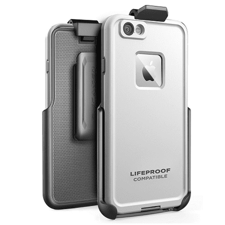 Belt Clip Holster for LifeProof FRE Case - iPhone 5 5S SE (By Encased) (case  is not included) - Walmart.com ac4f7558b