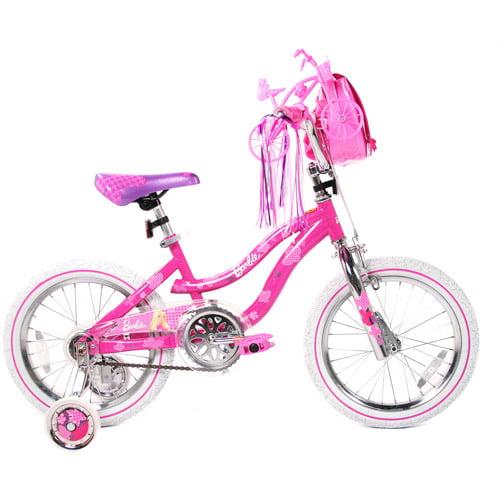 "16"" Girls' Barbie Bike"
