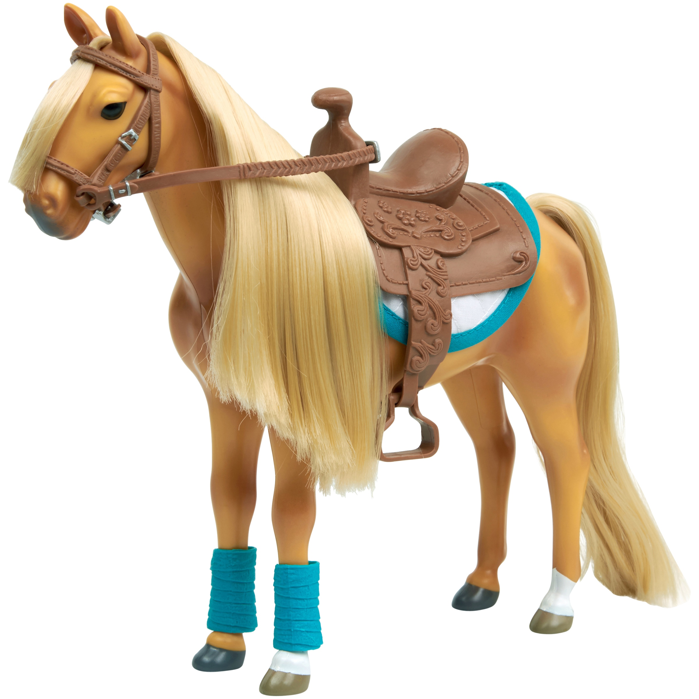 My Life As 9 Piece Mini Horse Play Set Made To Fit My Life As And