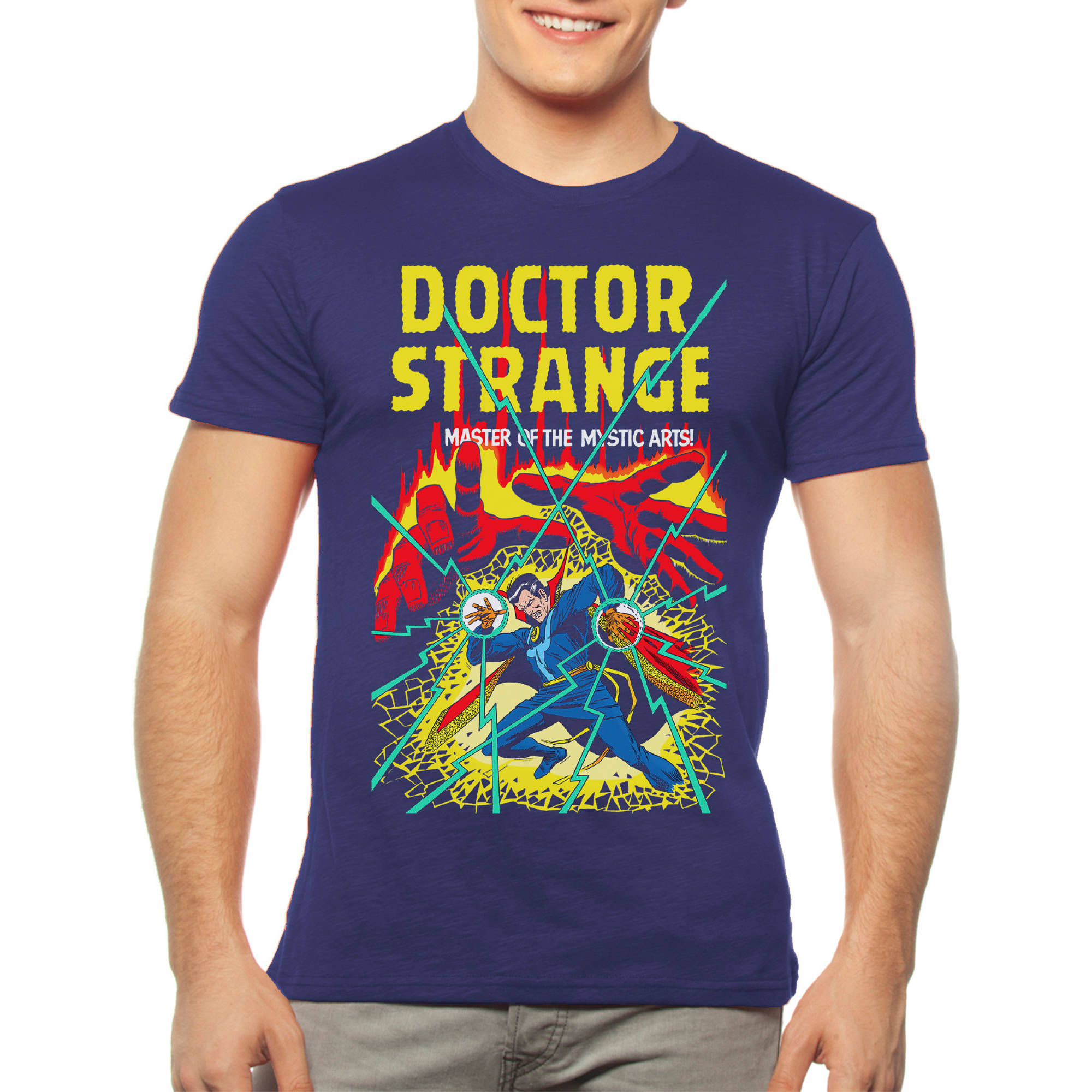 Doctor Strange Men's Graphic Tee