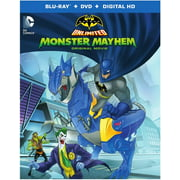 Batman Unlimited: Monster Mayhem (Blu-ray + DVD) by