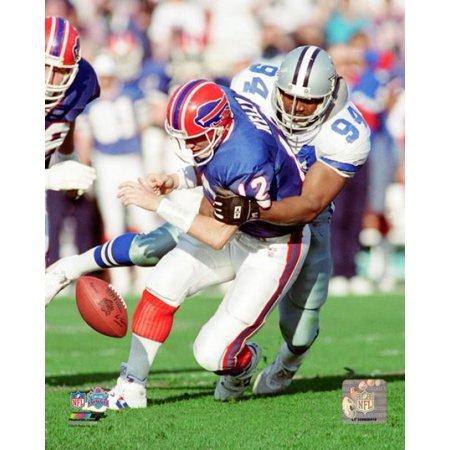 Charles Haley Super Bowl Xxvii Photo Print