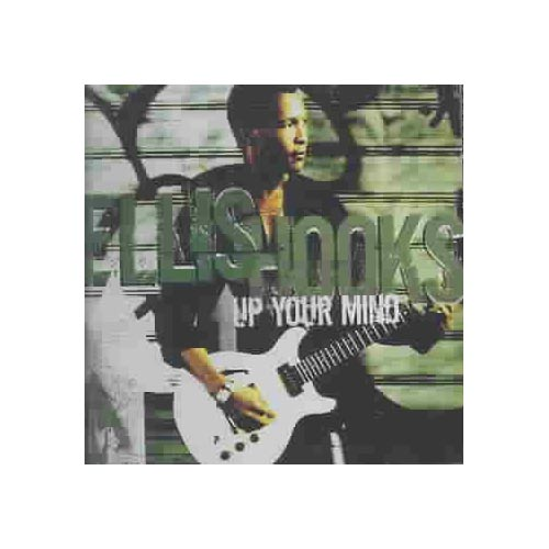 Ellis Hooks - Up Your Mind [CD]
