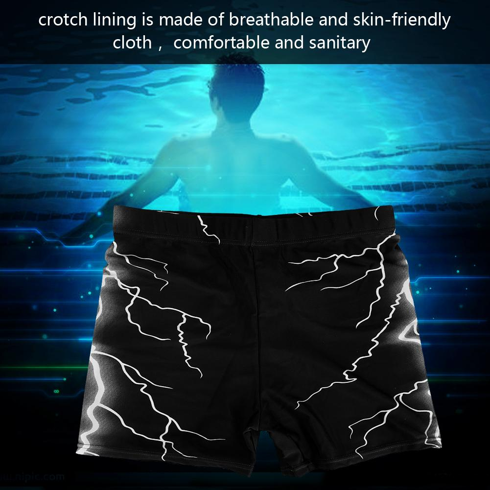 VGEBY Men Fashion Swimming Shorts Pants Swimwear Sports Apparel, Swimming Pants,Swimming Shorts