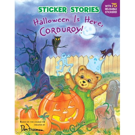 Halloween Is Here, Corduroy!](This Is Halloween Lyrics)