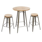 Better Homes and Gardens Harper 3-Piece Pub Set, Multiple Colors by Cheyenne Industries, LLC