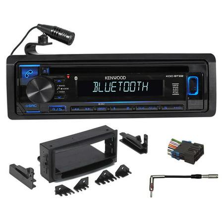 Kenwood CD Radio Receiver w/Bluetooth iPhone/ For 99-02 Chevy Silverado 3500