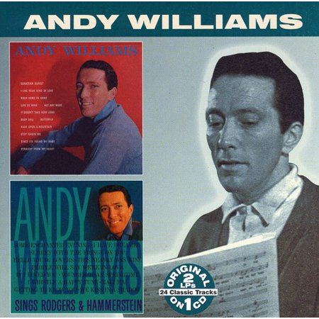 Andy Williams Sings Rodgers & - Andy Timmons Ibanez