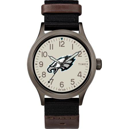 (Timex - NFL Tribute Collection Clutch Men's Watch, Philadelphia Eagles)