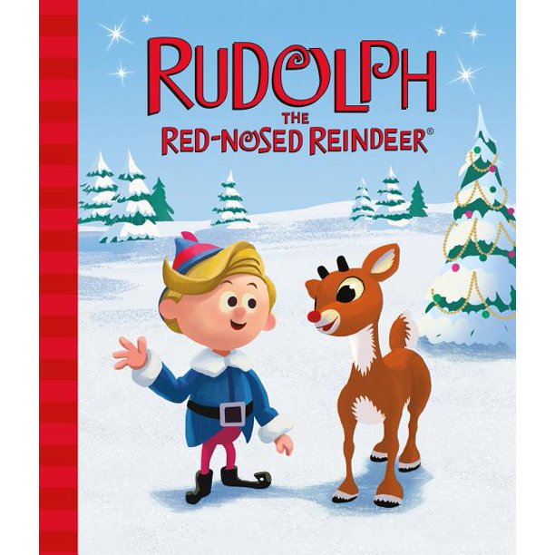 rudolph the red nosed reindeer board book walmart com walmart com rudolph the red nosed reindeer board book