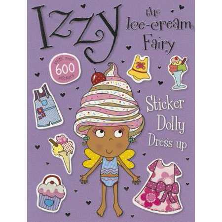 Izzy the Ice Cream Fairy Sticker Dolly Dress Up](Toga Dress Ideas)