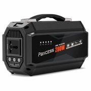 Paxcess 280Watt Portable Generator 67500mAh CPAP Power Backup Station For Camping/ Traveling