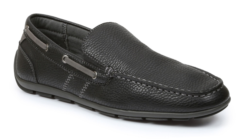 GBX- Ludlam Slip On Shoes by GBX