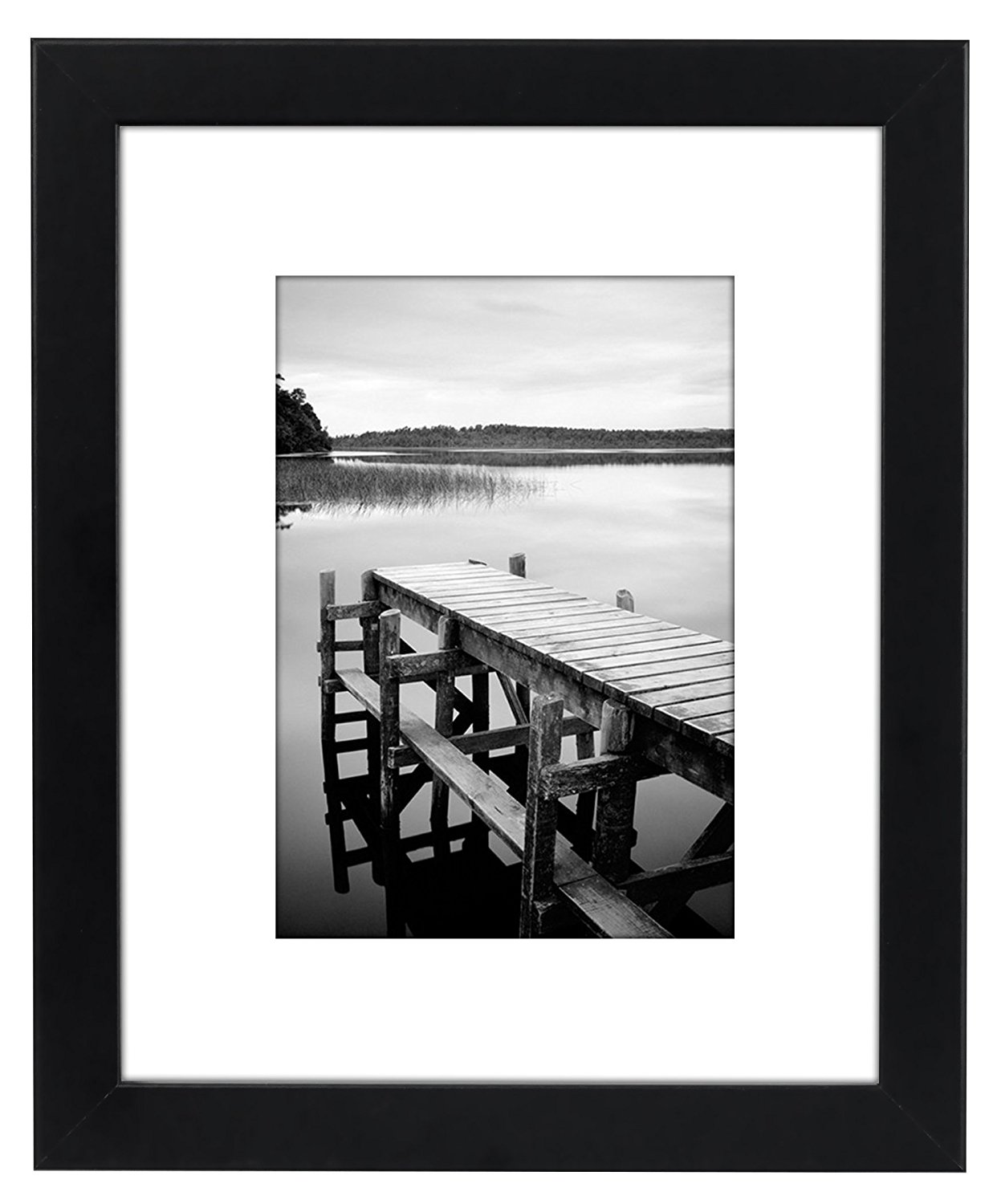 Americanflat 8x10 Black Picture Frame by Americanflat