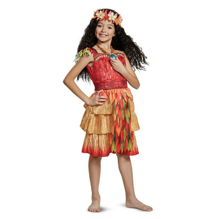 Moana Epilogue Deluxe Child Costume - Halloween Mania