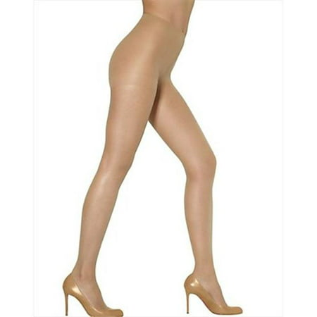 67600 Sheer Energy Active Support Regular Panty St, Size B Suntan Brown ()