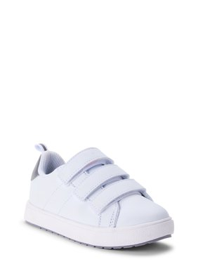 Wonder Nation Triple Strap Casual Sneaker (Toddler Boys)