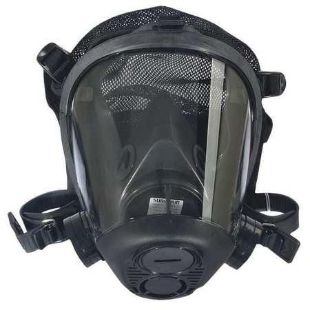 SURVIVAIR 763100 Tactical Gas Mask, Medium, Mesh Harness by Honeywell