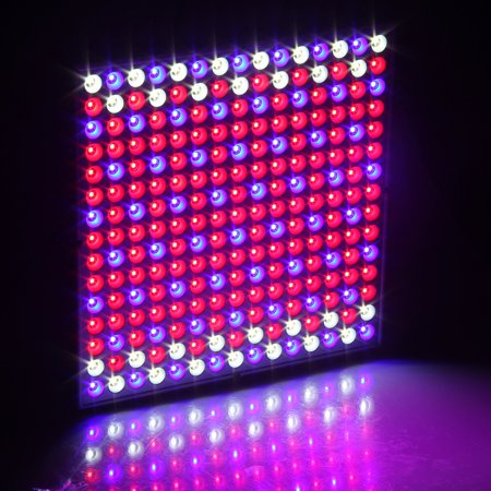 Excelvan 45w 225 Smd Led Hydroponic Plant Grow Light