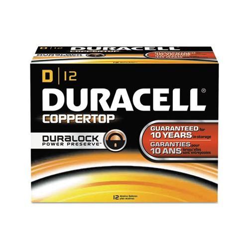 Duracell MN1300 Alkaline Manganese D Size General Purpose Battery DURMN1300