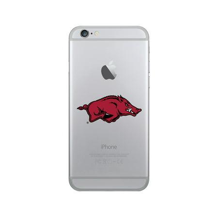 University of Arkansas - Fayetteville V2 Clear Phone Case , Classic V2 - iPhone 6/6s/7/8](Halloween Fayetteville Arkansas)