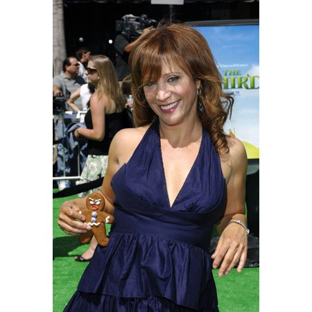 Cheri Oteri At Arrivals For Dreamworks Premiere Of Shrek The Third MannS Village Theatre In Westwood Los Angeles Ca May 06 2007 Photo By Michael GermanaEverett Collection