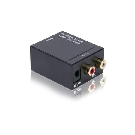 SANOXY Analog to Digital Audio Converter Adapter