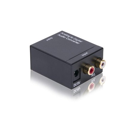 SANOXY Analog to Digital Audio Converter