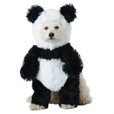 Panda Pooch Pet Halloween Costume - Homemade Halloween Costume Ideas For Pets