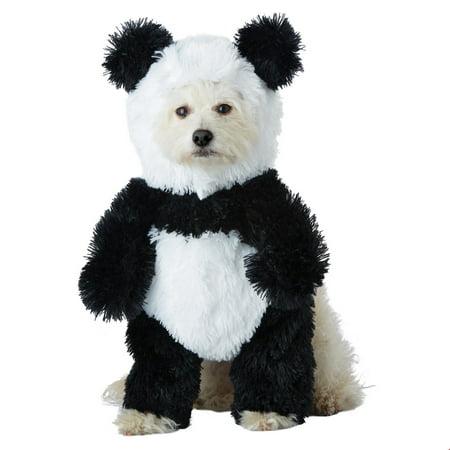 Panda Pooch Pet Halloween Costume - Halloween Pet Costume Contest 2017