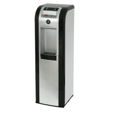 Vitapur VWD1006BLP Bottom Load Water Dispenser (Hot, Room and Cold) Black/Platinum 1 Instant Hot Water Dispenser