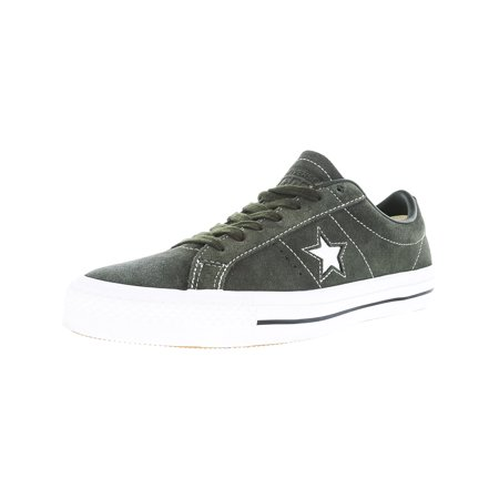 Obsidian Ankle High Fashion Sneaker 11 9 Converse White Star Ox Suede One 5m 5m Pro b76Yfgy