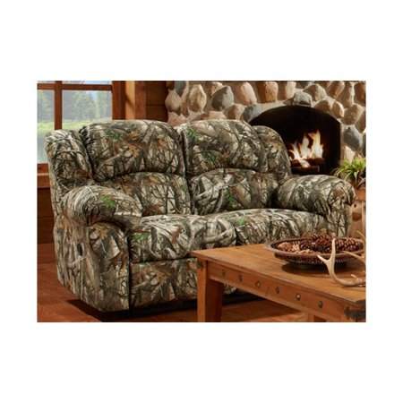 Cambridge Camo Double Reclining Loveseat