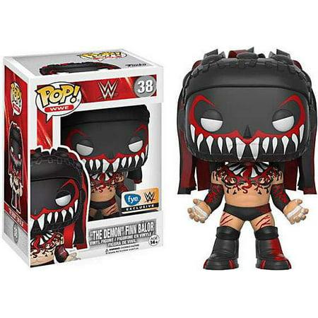 WWE Wrestling Funko POP! The Demon Finn Balor Vinyl Figure [Headdress & Face Paint]